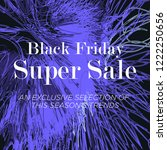 sale web banners template for... | Shutterstock .eps vector #1222250656