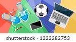 vector illustration of... | Shutterstock .eps vector #1222282753