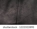 an old jacket made of genuine... | Shutterstock . vector #1222322890