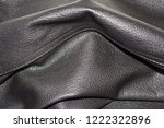 an old jacket made of genuine... | Shutterstock . vector #1222322896