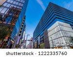chuo  tokyo   japan   october...   Shutterstock . vector #1222335760