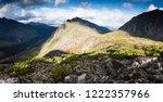 beautiful autumn in the...   Shutterstock . vector #1222357966