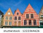 bruges  belgium   oct 5  2018.... | Shutterstock . vector #1222364626
