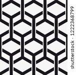 vector seamless pattern. modern ...   Shutterstock .eps vector #1222368799