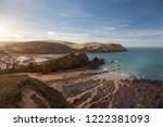 Hope Cove Near Salcombe  Devon  ...