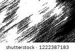 black and white grunge pattern... | Shutterstock . vector #1222387183