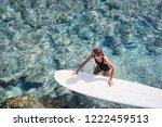 Extreme Water Sport. Surfing....