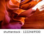 amazing patterns and and rock... | Shutterstock . vector #1222469530