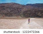 death valley national park... | Shutterstock . vector #1222472266