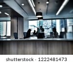 backgrounds the atmosphere in... | Shutterstock . vector #1222481473
