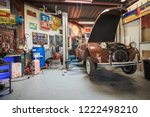 paris  france   november 05 ... | Shutterstock . vector #1222498210