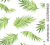 watercolor seamless pattern... | Shutterstock . vector #1222504810
