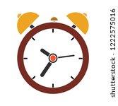 alarm clock icon alarm sign... | Shutterstock .eps vector #1222575016