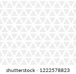 geometric triangle seamless... | Shutterstock .eps vector #1222578823