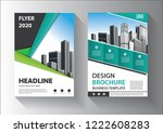 business abstract vector... | Shutterstock .eps vector #1222608283