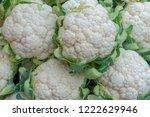 Untreated Fresh Bio Cauliflower ...