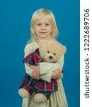 happy childhood. my favorite... | Shutterstock . vector #1222689706