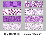 abstract modern diagonal... | Shutterstock .eps vector #1222702819