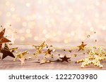 christmas greeting card....   Shutterstock . vector #1222703980