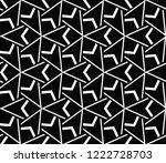 seamless modern vector... | Shutterstock .eps vector #1222728703