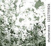 grunge urban texture template.... | Shutterstock . vector #1222755826