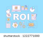 roi word concepts banner....