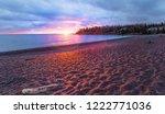 Brilliant Sunrise Of Lake...