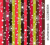 seamless pattern with... | Shutterstock .eps vector #122280304