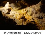 jewel cave national monument in ... | Shutterstock . vector #1222993906