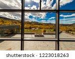 sept 30  2018  telluride... | Shutterstock . vector #1223018263