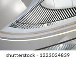 close up photo of office... | Shutterstock . vector #1223024839