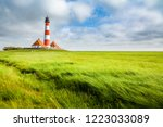 scenic view of famous... | Shutterstock . vector #1223033089