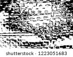 abstract background. monochrome ... | Shutterstock . vector #1223051683