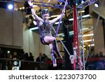 bristol  uk   november 7  2014  ... | Shutterstock . vector #1223073700