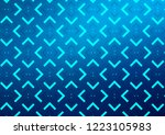 dark blue vector cover with... | Shutterstock .eps vector #1223105983