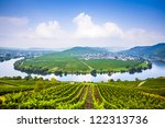 Famous Moselle Sinuosity In...