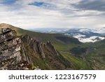 beautiful autumn in the...   Shutterstock . vector #1223167579