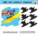 winter sport. snowboarder cat...   Shutterstock .eps vector #1223252350