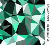 abstract background multicolor... | Shutterstock . vector #1223289406