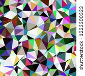 abstract background multicolor... | Shutterstock . vector #1223300323