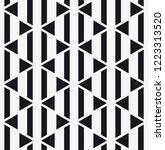 vector seamless pattern. modern ... | Shutterstock .eps vector #1223313520