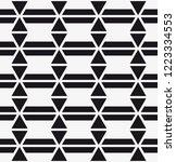 vector seamless pattern.... | Shutterstock .eps vector #1223334553