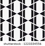 vector seamless pattern.... | Shutterstock .eps vector #1223334556