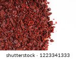 ground sumac spice as... | Shutterstock . vector #1223341333
