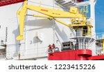 port of amsterdam  noord... | Shutterstock . vector #1223415226