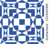 geometric seamless pattern ...   Shutterstock .eps vector #1223443300