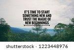 motivational and inspirational... | Shutterstock . vector #1223448976