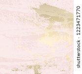 abstract grunge pattina effect... | Shutterstock .eps vector #1223471770