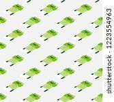 seamless pattern with money...   Shutterstock .eps vector #1223554963