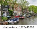 amsterdam  netherlands   june... | Shutterstock . vector #1223645830